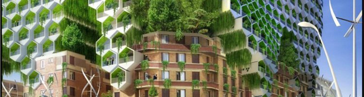 Welcome to Paris 2050 - super green capital