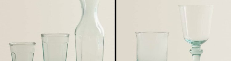 Glassware | Zara Home New Collection