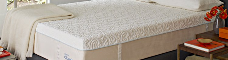 cool gel memory foam mattress trend