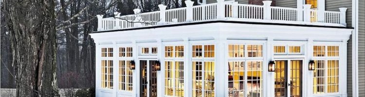 A porch makeover in classic English style