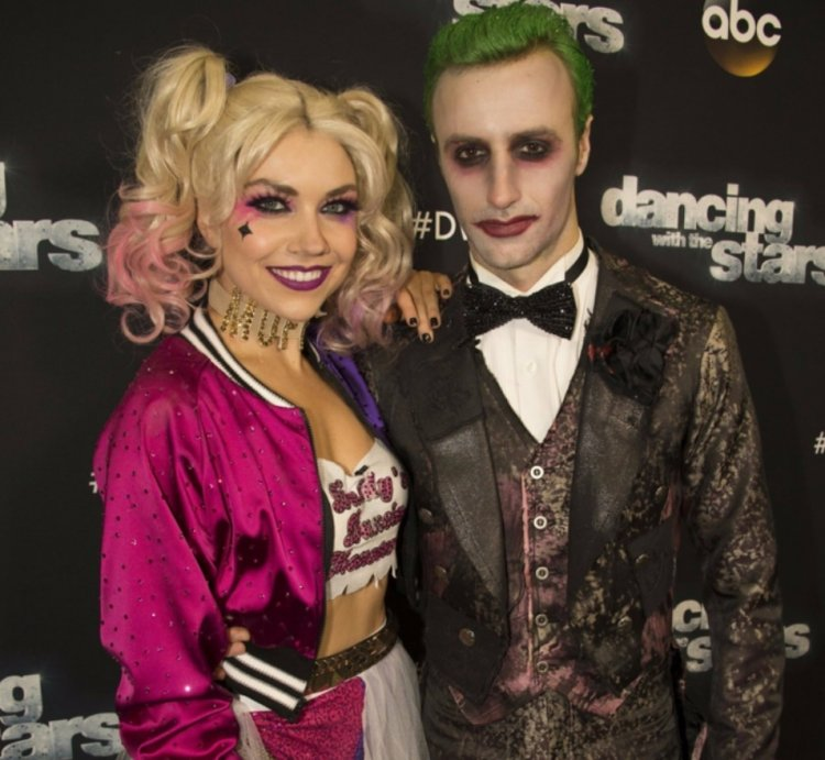 Joker and Harley Quinn - Great Couple Costume
