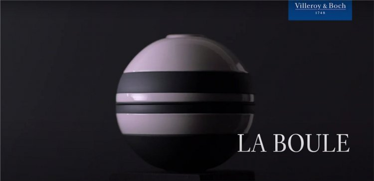 """La Boule"" tableware collection"