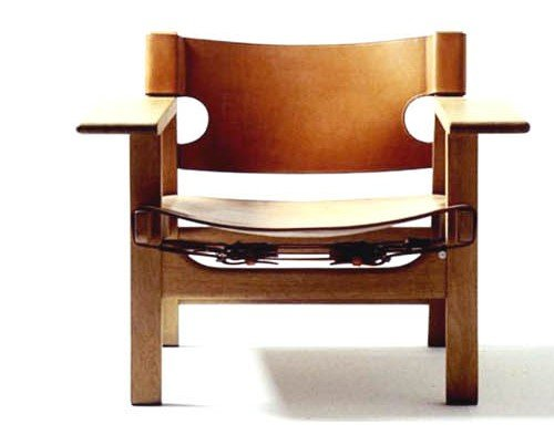 Chair by Borge Mogensen