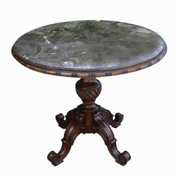 Lindley marble top table Ambella Home