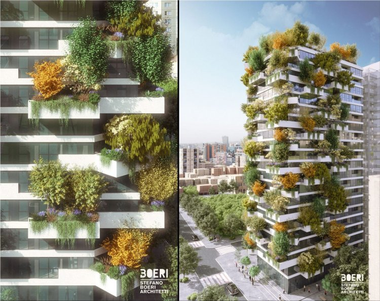 Vertical Forest by Stefano Boeri