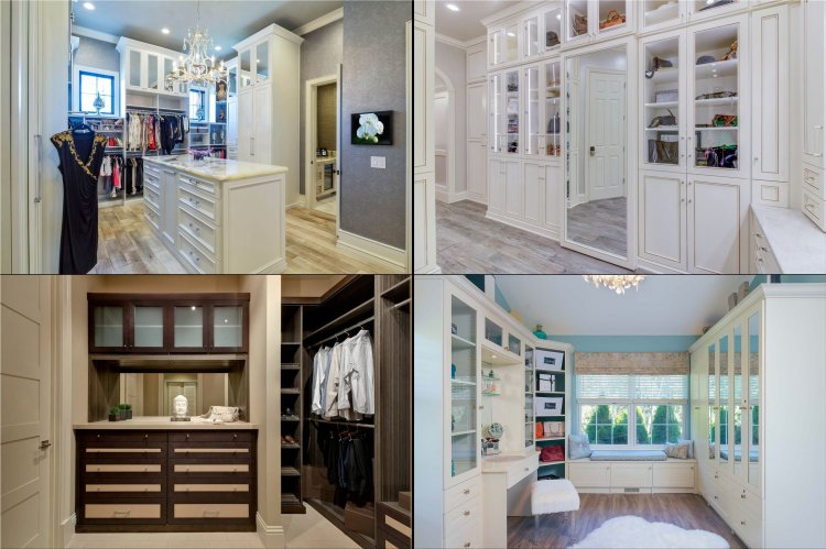 Walk-In Closet in Your Home