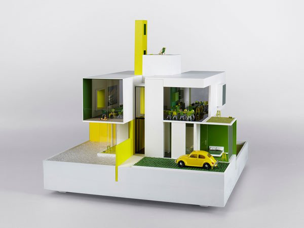 Dollhouse by Allford Hall & Monaghan Morris