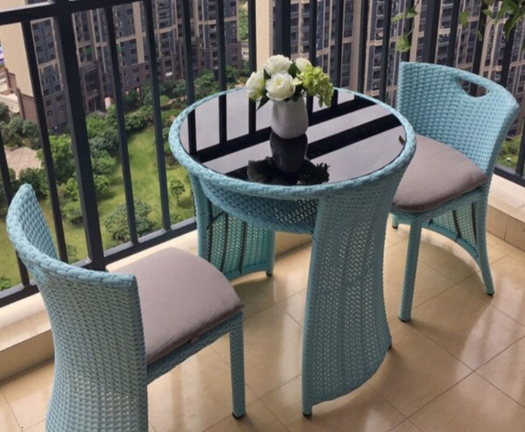 balcony chairs set