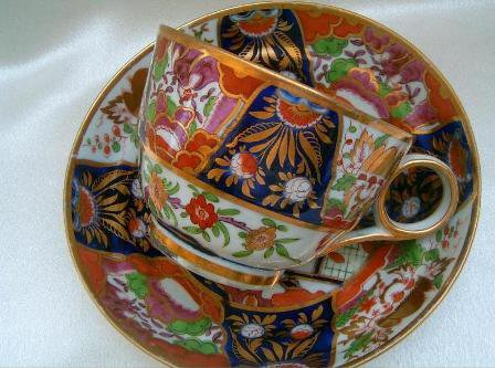 Chamberlain's Worcester Cup & Saucer