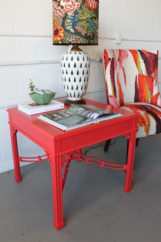 Fireworks Side Table, $360.00 USD, SpruceHome