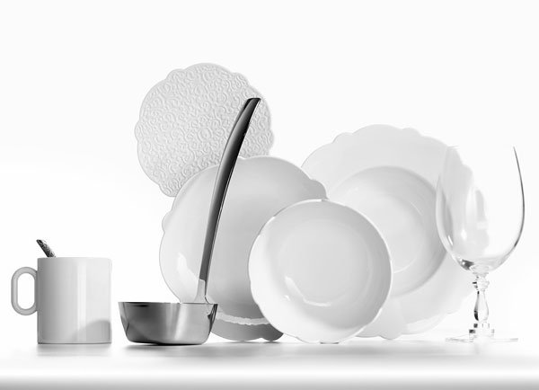 Marcel Wanders, Dressed tableware collection