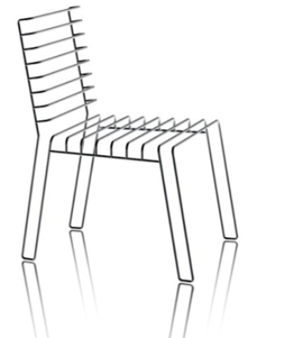 Mike chair