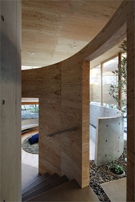 Pit House in Okayama, UID Architects - 5