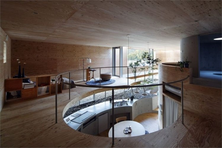 Pit House in Okayama, UID Architects - 7