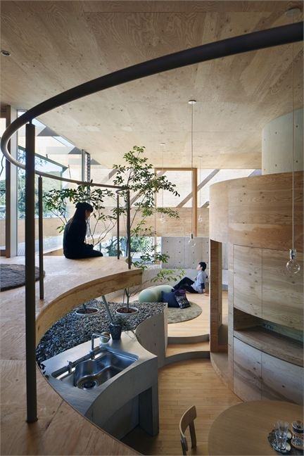 Pit House in Okayama, UID Architects - 6