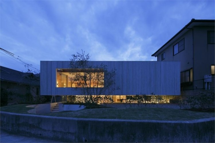 Pit House in Okayama, UID Architects - 14