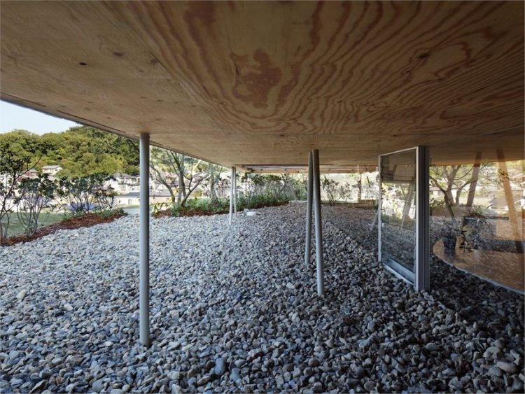 Pit House in Okayama, UID Architects - 12