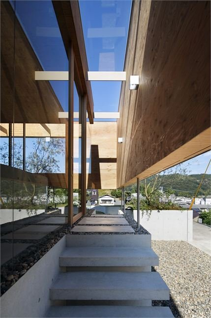 Pit House in Okayama, UID Architects - 10