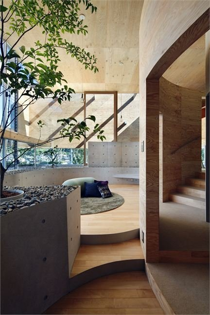 Pit House in Okayama, UID Architects - 3