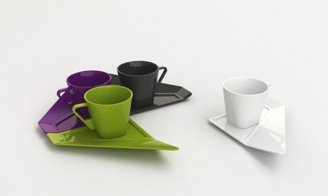 Swan Tableware Collection, Coffee Cups