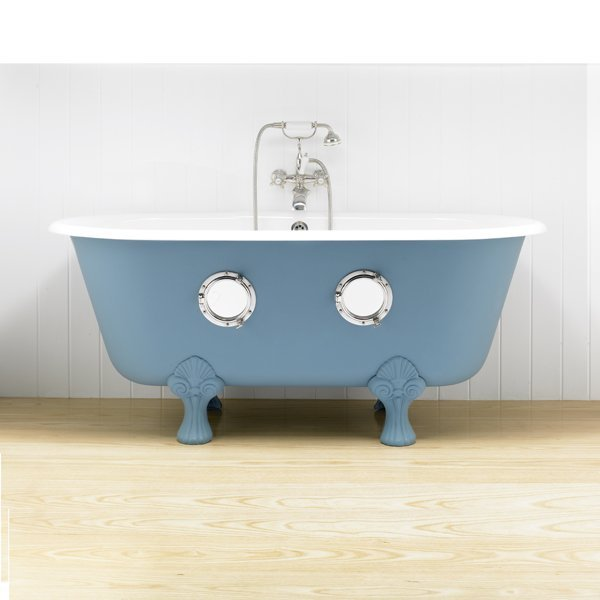 The Water Monopoly Porthole bath