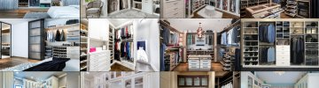 Benefits of a Walk-In Closet in Your Home