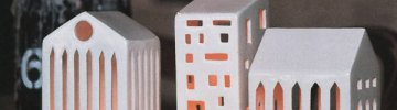 R7B - Urbania ceramic lighthouses
