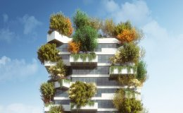 """Vertical Forest"" by Stefano Boeri"