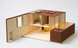 A doll's house by Adjaye Associates