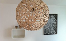 Ideas for handmade lamps