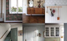 Midbec launches Havsblick wallpaper collection by Hanna Wendelbo